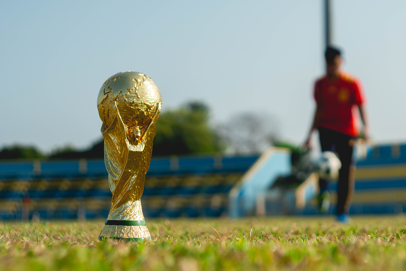 Chinese brands to the world cup rescue