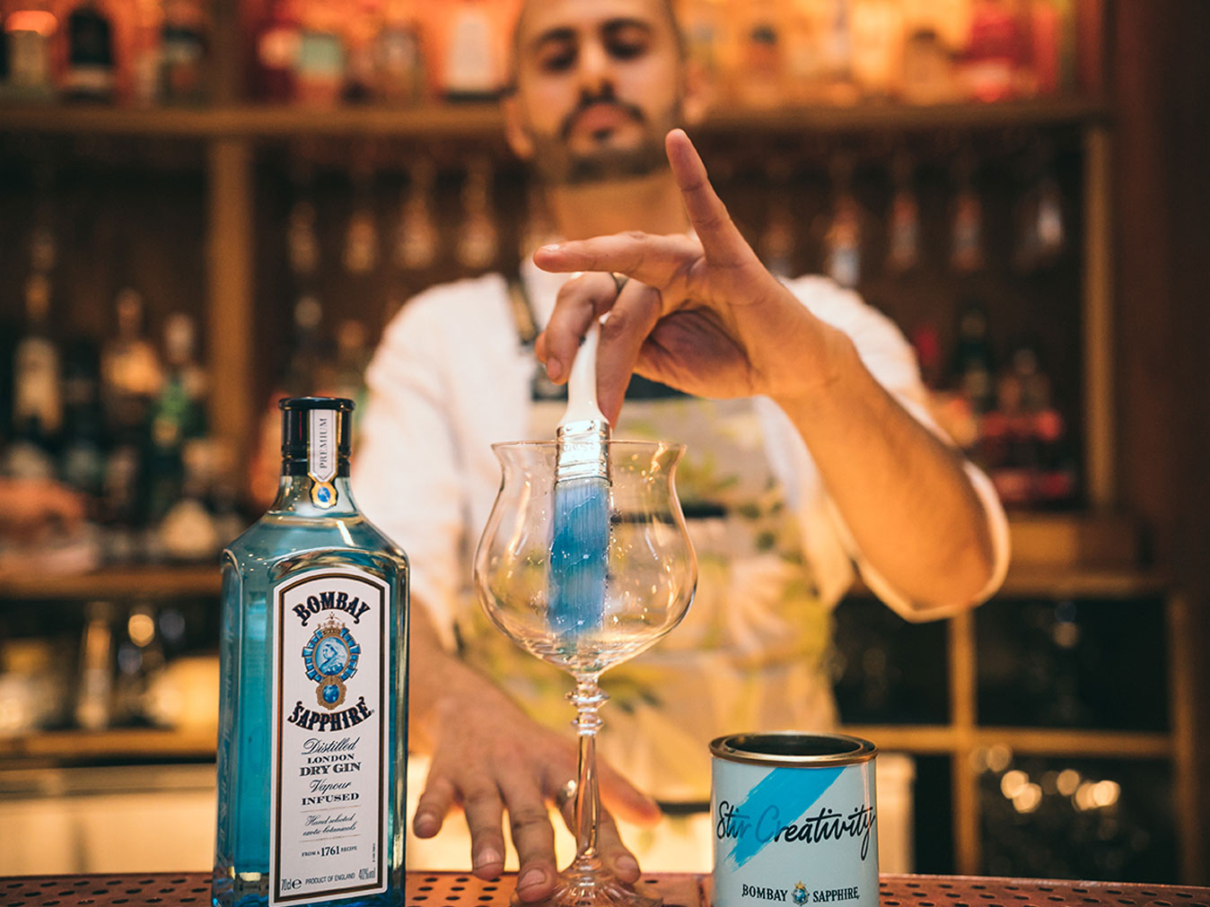 Experiential or Experience Marketing For Bombay Sapphire