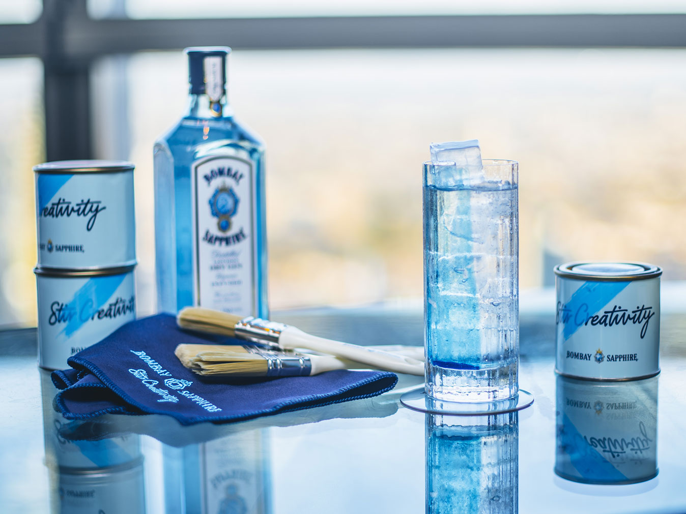 Bombay Sapphire Experience Marketing