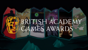 BAFTA Games Awards Logo