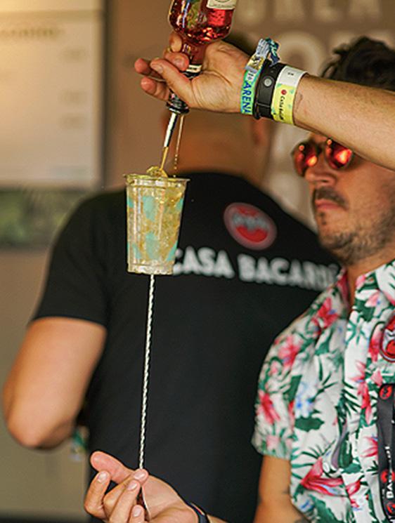 CASA BACARDÍ @ ELECTRIC PICNIC 2019