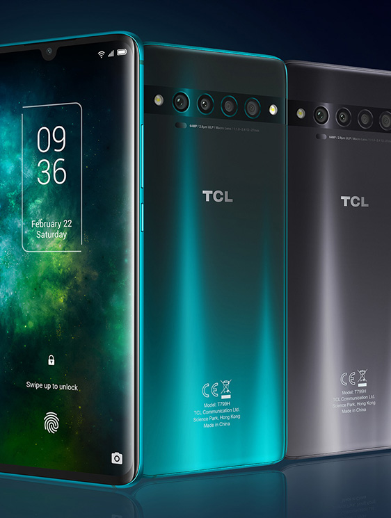 TCL MOBILE UK LAUNCH