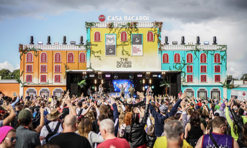 Casa Bacardi | Experiential Marketing Event run by ALTER Agency