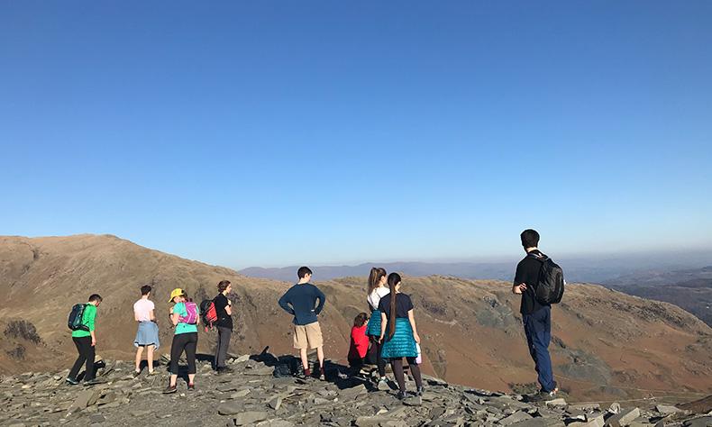 Student Ambassador Team | Merrell Activity | Hiking