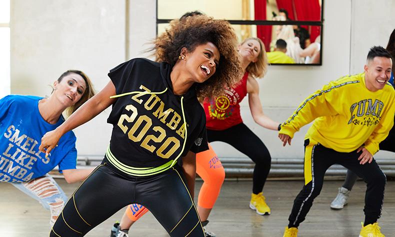 ZUMBA PR | Fleur East dancing in Zumba Class | Partnership marketing by ALTER Agency