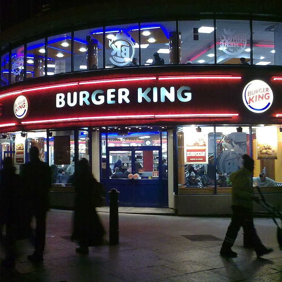 Shock Marketing - Burger King tweet released on International Women's Day