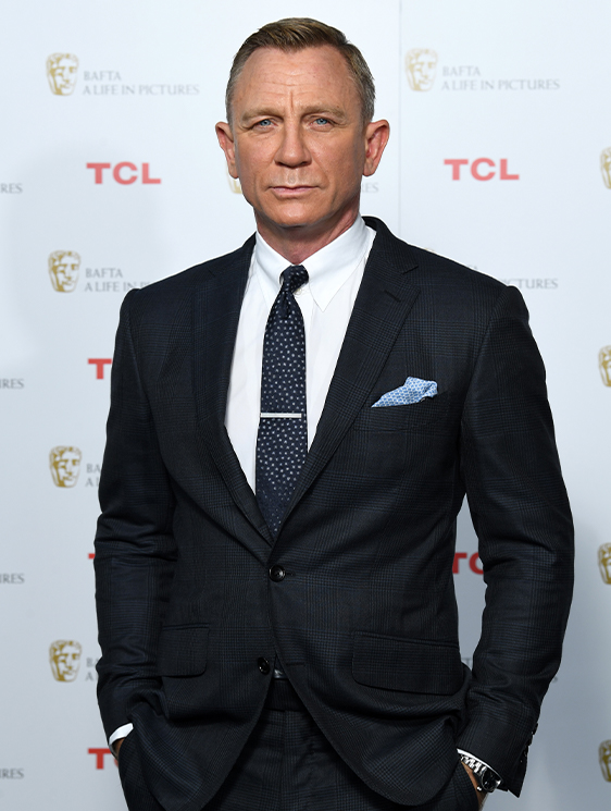 TCL x BAFTA: Life in Pictures with Daniel Craig